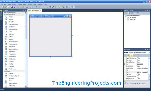 Visual c++ 2010 express tutorial 6 container controls group.