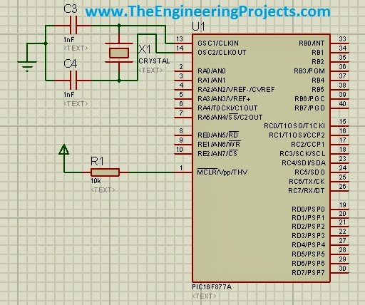 PCB Designing in Proteus ARES - The Engineering Projects