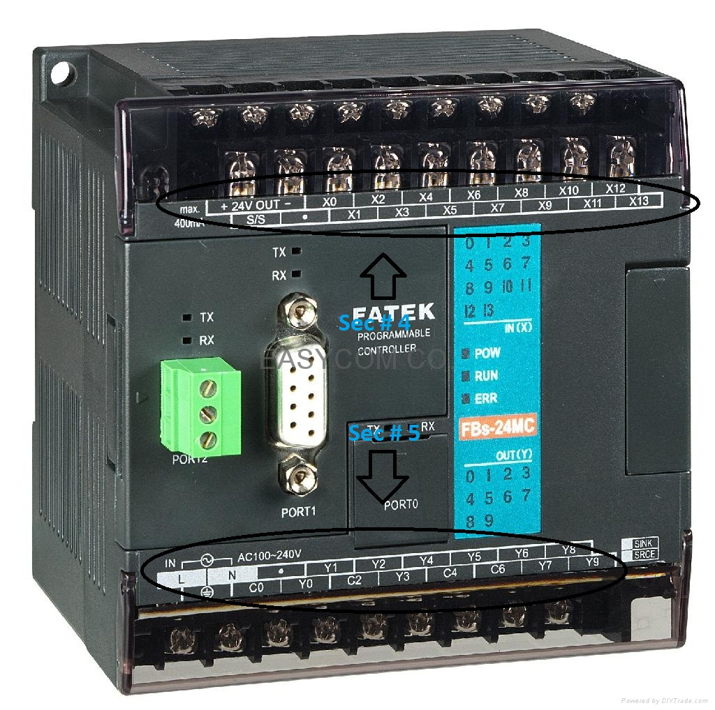Introduction to PLC, Fatek PLC Introduction, Getting Started With PLC, Getting Started With Fatek PLC