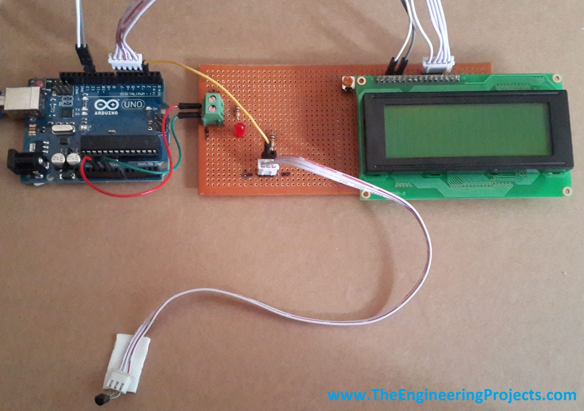 18B20 with arduino,18b20 arduino code, 18b20 arduino library, temperture sensor with arduino, dallas 18b20 arduino