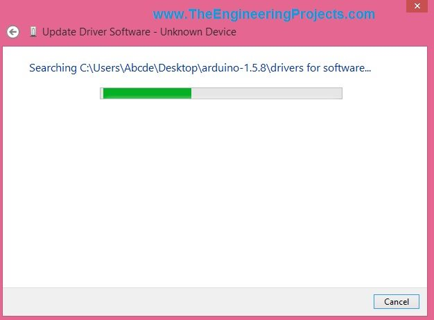 Arduino driver installation, windows arduino driver not working, arduino driver install