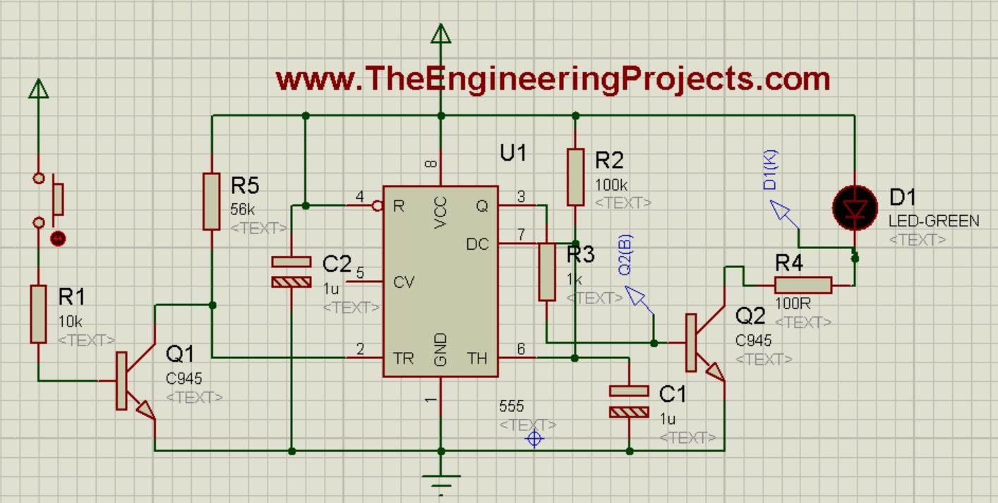 Intelligent Energy Saving System The Engineering Projects Electronics Mini Circuit Enerygy Project Home Automation Save Fyp Energyproject
