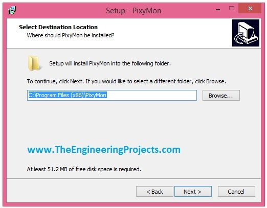 pixMon installation, how to instal pixymon, pixy camera software, pixy cam software, pixy software, install pixy software, download pixy software