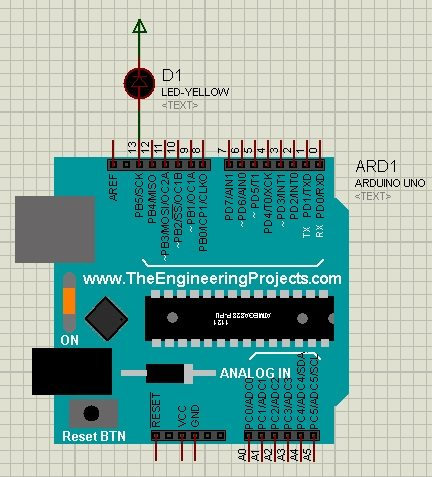 Arduino Library for Proteus - The Engineering Projects