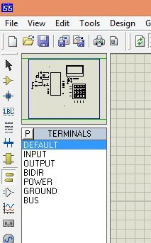 Interfacing of Keypad with 8051 Microcontroller in Proteus
