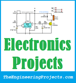 Electronics Projects - The Engineering Projects