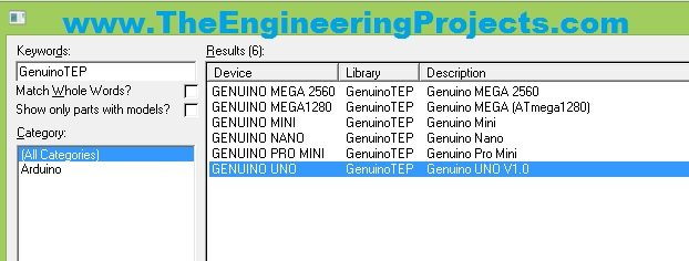 Genuino Library for Proteus, genuino, genuino library, genuino uno, proteus genuino, proteus genuino library