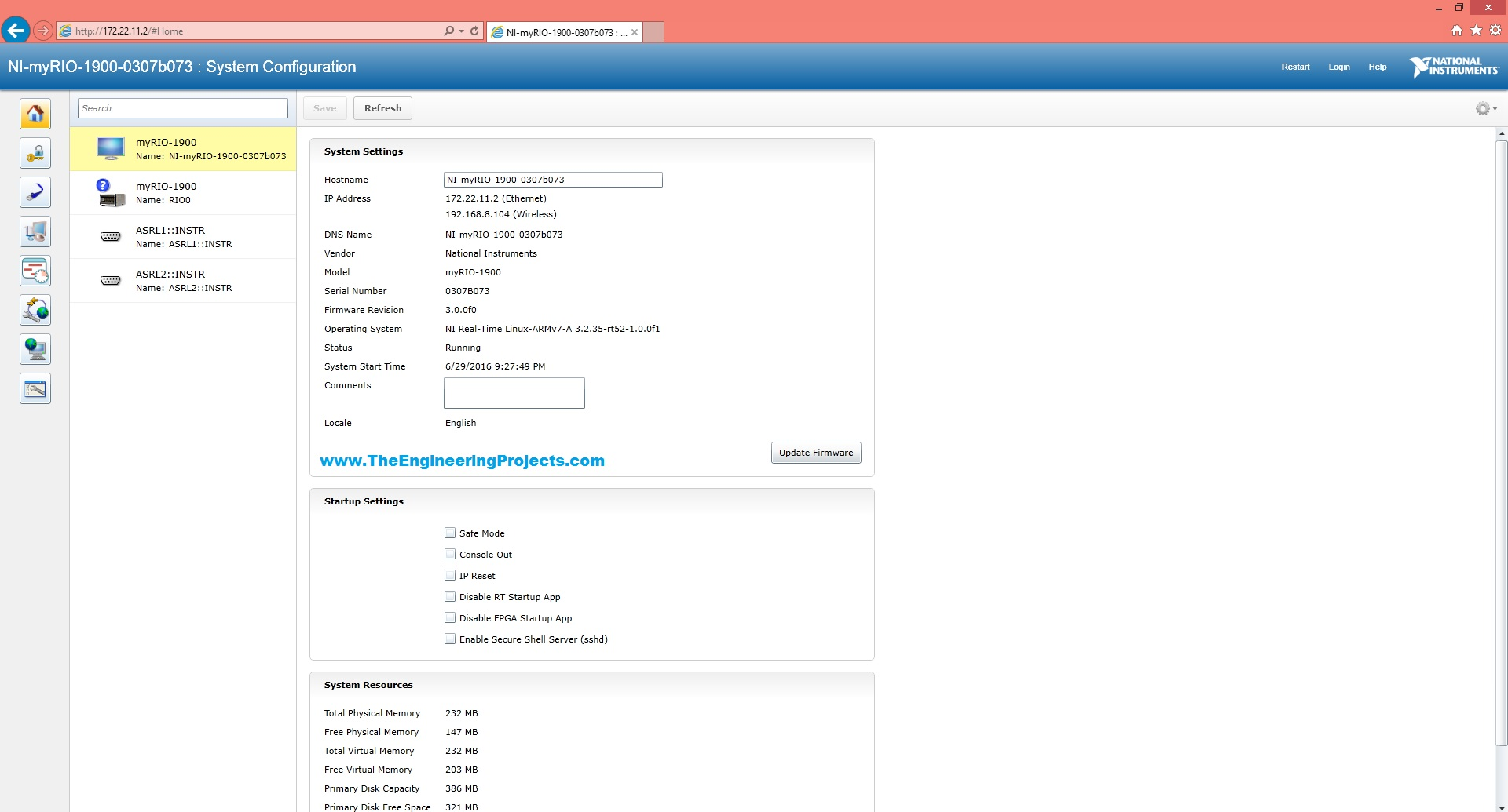 configuring myrio,configure myrio on wifi, configure wifi on myrio, wifi myrio configuing
