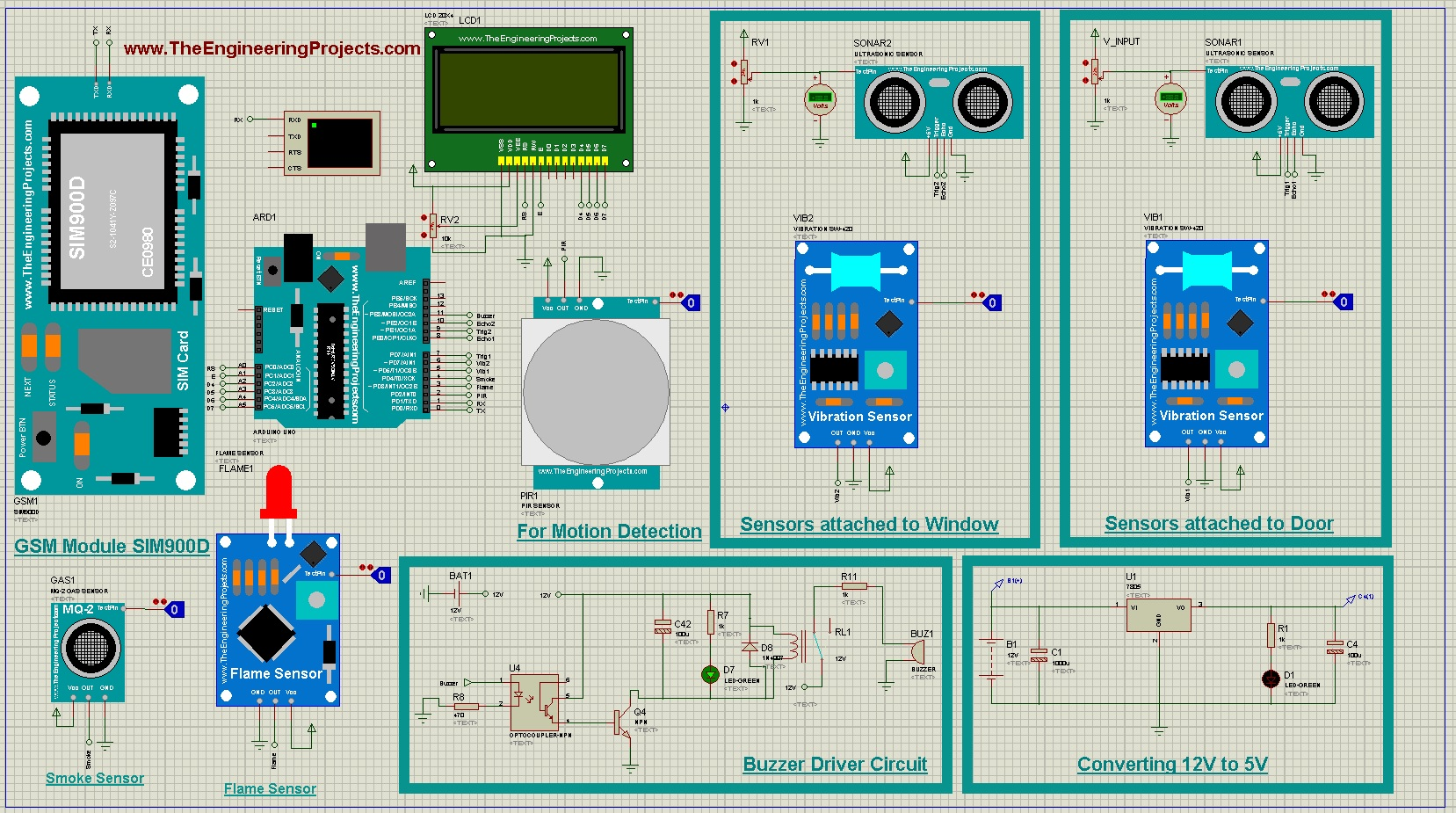 rfid based projects This rfid based access control circuit is built around arduino uno board, rfid reader module, solenoid lock and a few other components.