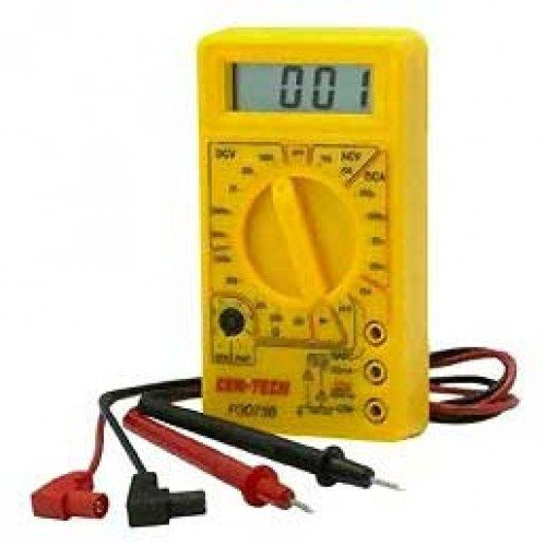 Check For Continuity Voltmeter : Necessary embedded tools the engineering projects