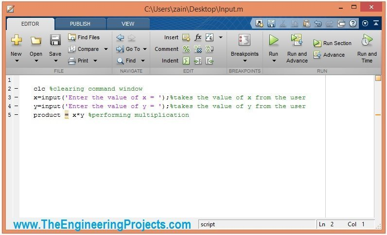 matlab input,input matlab,matlab input function, how to use matlab input