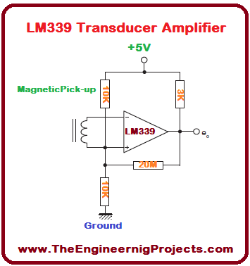 Introduction to LM339, getting started with LM339, how to use LM339 for the first time, how to start with L339, LM339 proteus, Proteus LM339, LM339 Proteus diagram