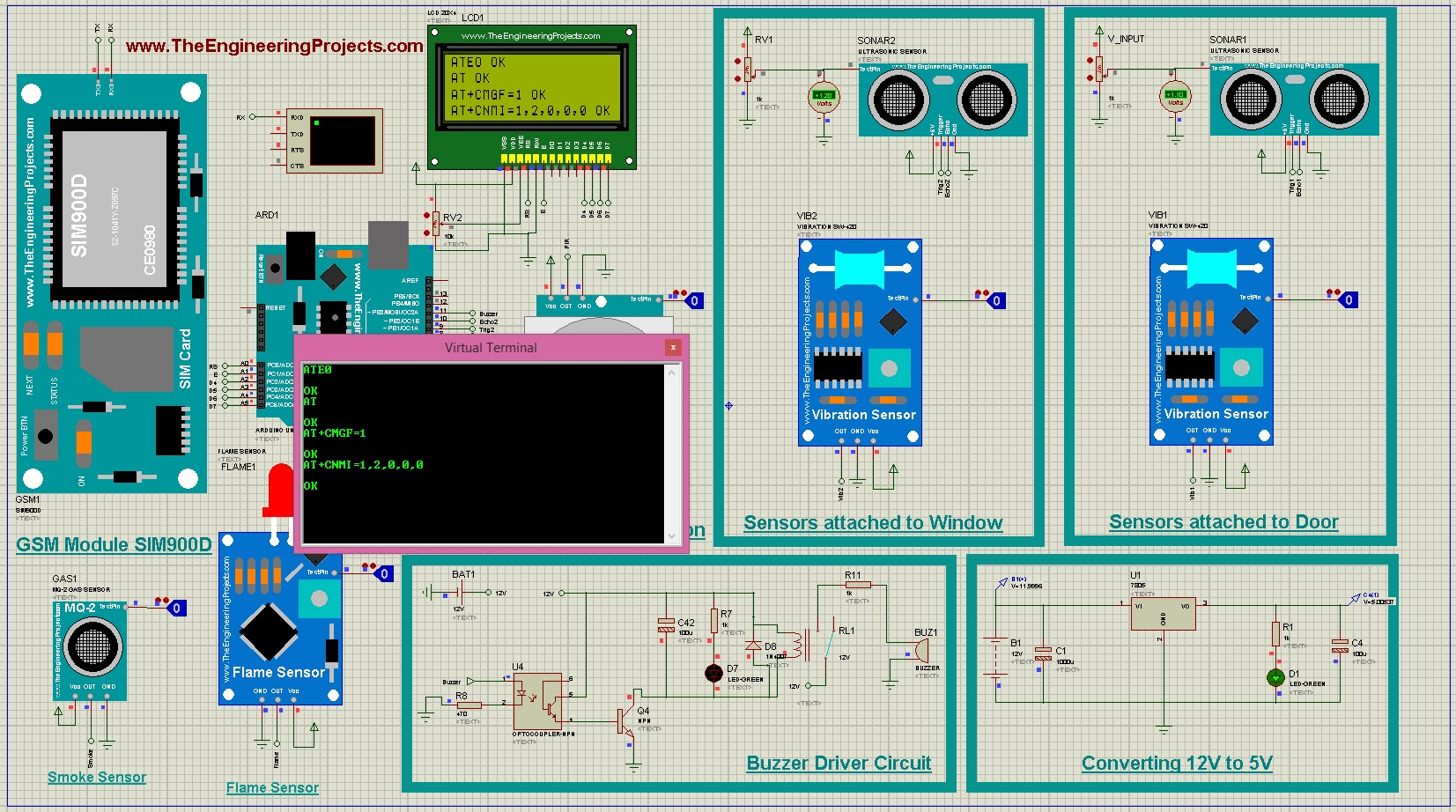 Arduino Projects for Beginners - The Engineering Projects