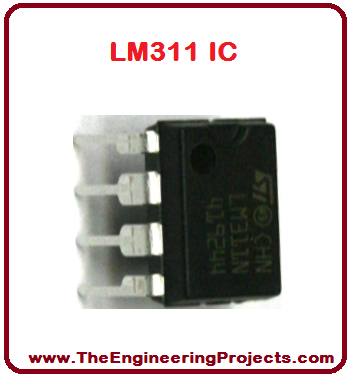 LM311 Pinout, LM311 basics, basics of LM311, getting started with LM311, how to get start with LM311, LM311 proteus, proteus LM311, LM311proteus simulation
