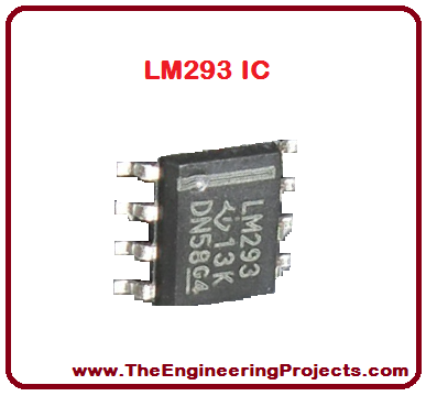 LM293 Pinout, LM293 basics, basics of LM293, getting started with LM293, how to get start LM293, LM293 proteus, Proteus LM293, LM293 Proteus simulation