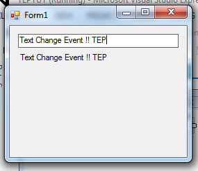 c how to add a text to a textbox