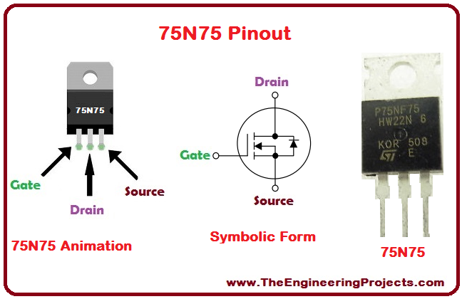 Introduction to 75N75, basics of 75N75, 75N75 basics, getting started with 75N75, how to get start with 75N75, how to use 75N75, 75N75 Proteus simulation, 75N75 proteus, Proteus 75N75, proteus simulation of 75N75