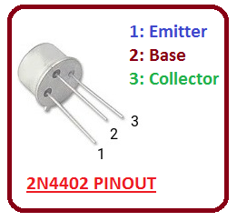 Introduction to 2n4402, intro to 2n4402, basics of 2n4402, priciple of 2n4402