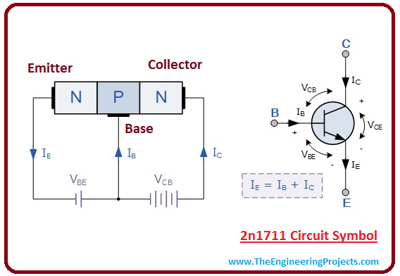 introduction to 2n1711, intro to 2n1711, basics of 2n1711, working of 2n1711