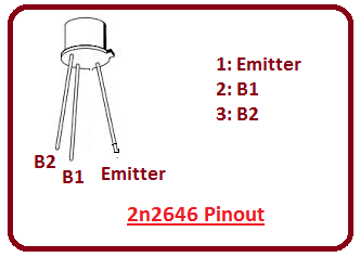 introduction to 2n2646, intro to 2n4646, basics of 2n2646, working of 2n2646