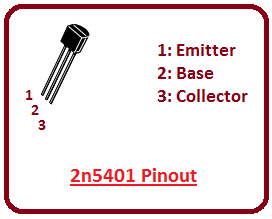 introduction to 2n5401, intro to 2n5401, basics of 2n5401, working of 2n5401