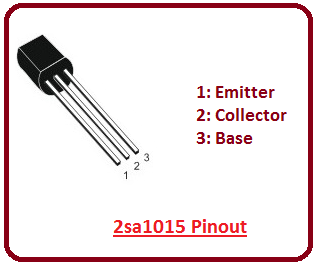 Introduction to 2sa1015, intro to 2sa1015, basics of 2sa1015, working of 2sa1015