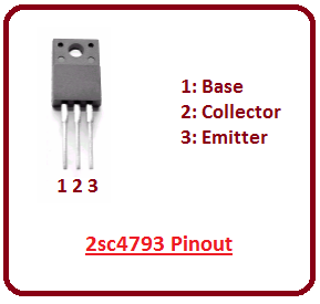 introduction to 2sc4793, intro to 2sc4793, working of 2sc4793, basics of 2sc4793