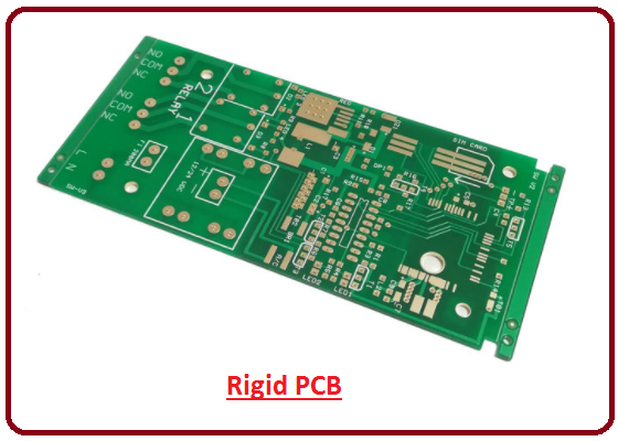 different types of pcbs, types of pcbs, basics of pcbs,