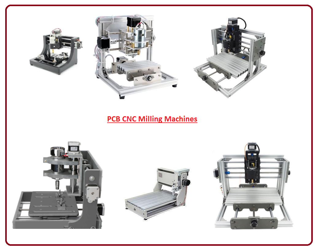 How To Make Pcb Using Cnc Milling Machine The Engineering Projects Cutting Printed Circuit Board Suppliers Pcn
