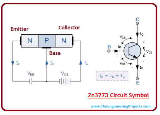 introduction to 2n3773, intro to 2n3773, basics of 2n3773, working of 2n3773, application of 2n3773