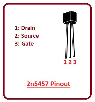 introduction to 2n5457, intro to 2n5457, basics of 2n5457, working of 2n5457, 2n5457 working, 2n5457 basics, 2n5457 principle