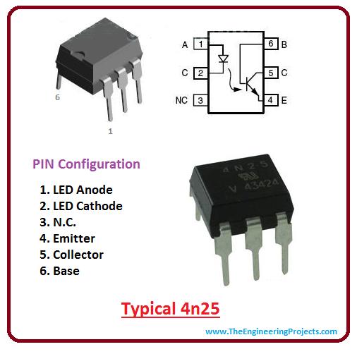introduction to 4n25, intro to 4n25, basics of 4n25, working of 4n25, principle of 4n25