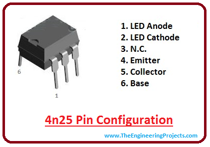introduction to 4n25, intro to 4n25, basics of 4n25, working of 4n25, principle of 4n25