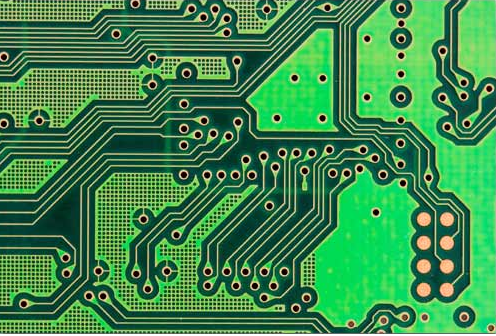 Single Sided PCB - The Engineering Projects