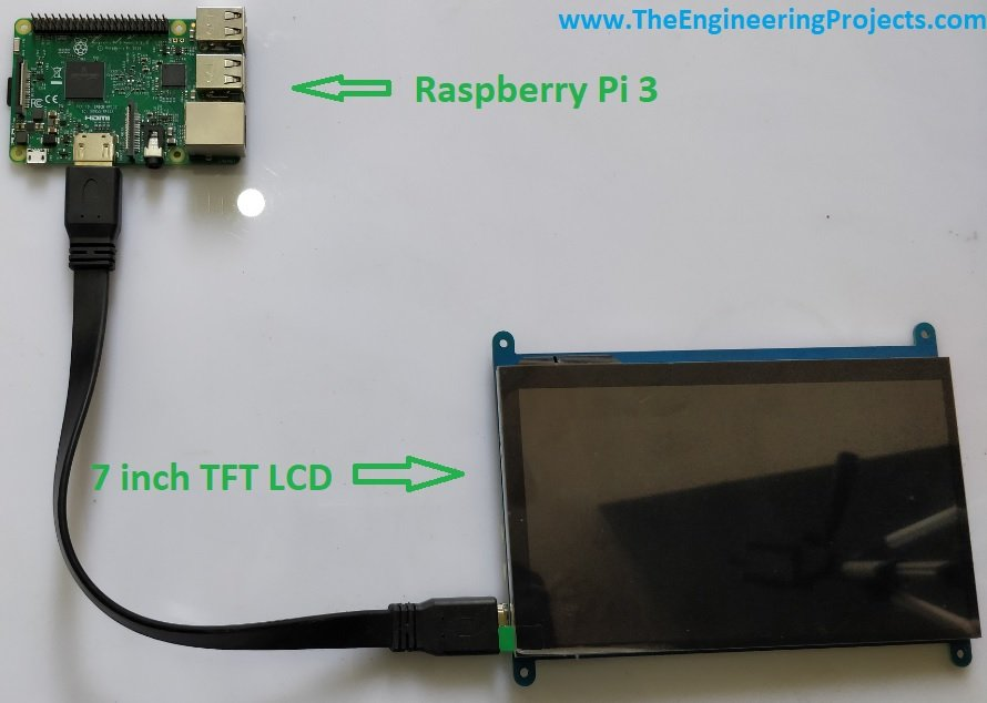 How to Setup 7 inch HDMI LCD with Raspberry Pi 3, 7 inch HDMI LCD with Raspberry Pi 3, 7inch led with pi 3,led with raspberry pi 3,led with pi,tft lcd with pi 3, tft lcd with raspberry pi 3