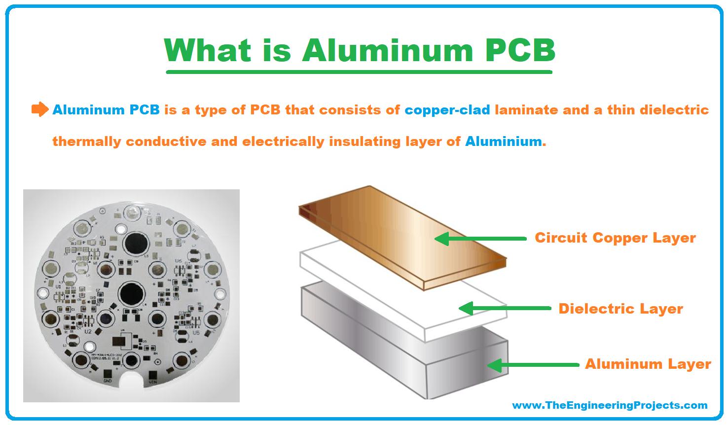 aluminum pcb, introduction to aluminum pcb, intro to aluminum pcb, applications of aluminum pcb, advantages of aluminum pcb, what is aluminum pcb