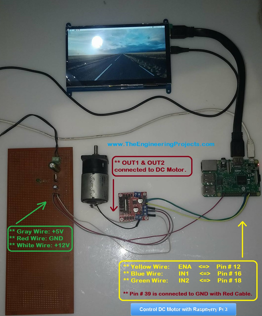 Simply As An Onoff Switch To Turn On Or Shut Off The Dc Motor