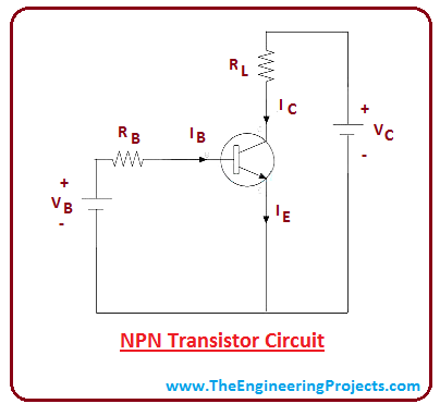 Introduction to NPN Transistor - The Engineering ProjectsThe Engineering Projects