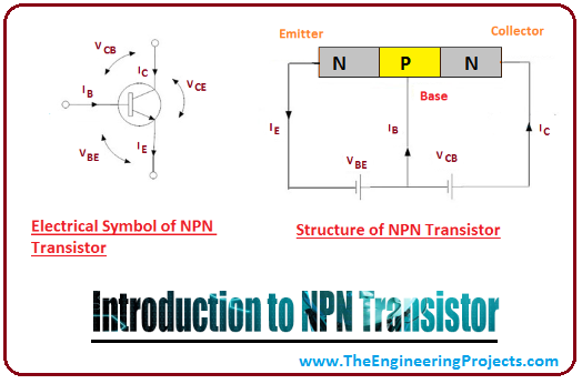 Amazing Introduction To Npn Transistor The Engineering Projects Wiring Database Mangnorabwedabyuccorg
