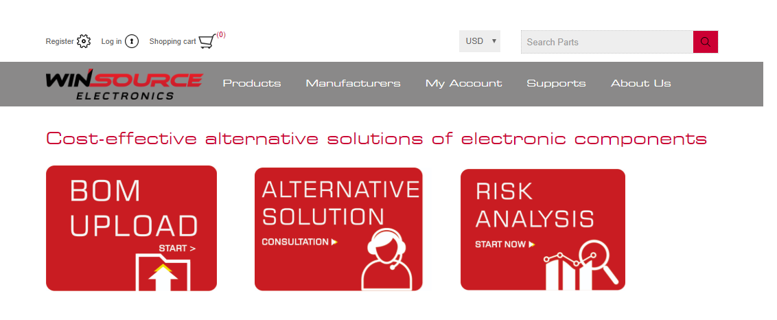 Electronic Components Distributor for PCB Projects - The