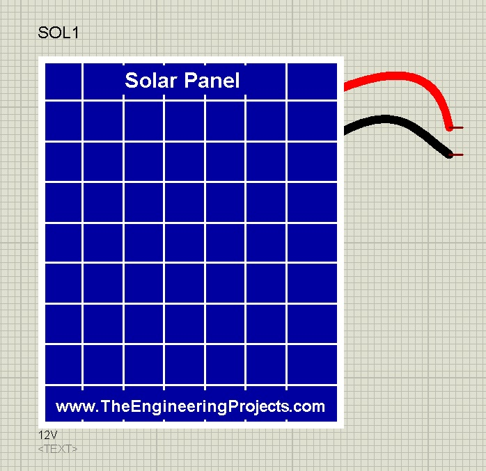 Solar Panel Library for Proteus, solar panel in proteus, solar panel proteus, solar panel simulation in proteus, solar panel proteus