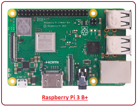 introduction to raspberry pi 3 b plus, features of raspberry pi 3 b plus, pinout of raspberry pi 3 b plus, specs of b plus