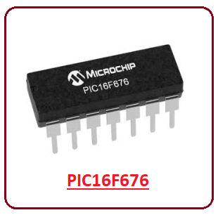 introduction to pic16f676, pic16f676 pinout, pic16f676 features, pic16f676 block diagram, pic16f676 functions, pic16f676 applications