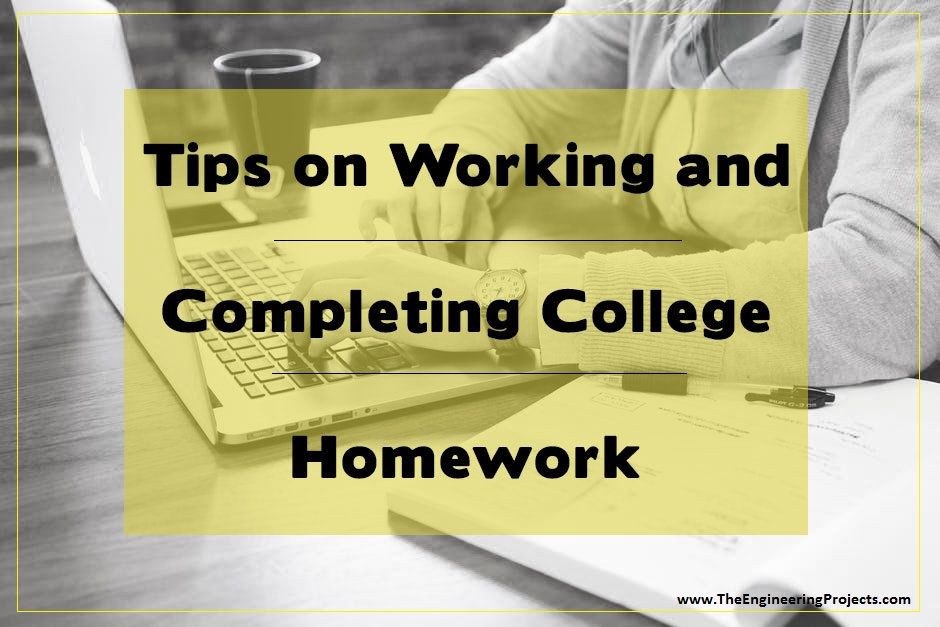 complete homework