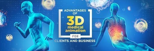 How Scientific and Medical Animation is used