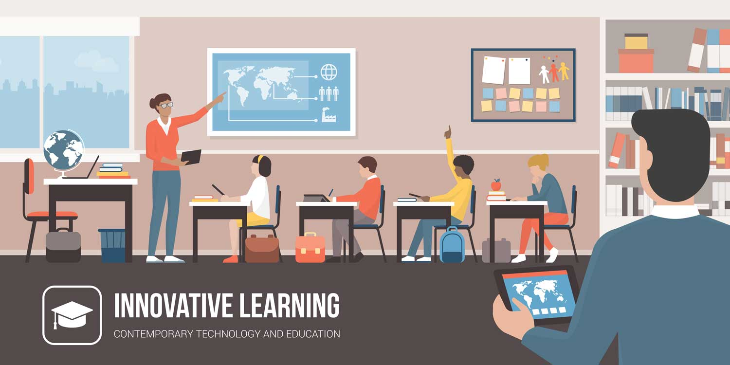How Technologies Are Changing Education in the 21st Century