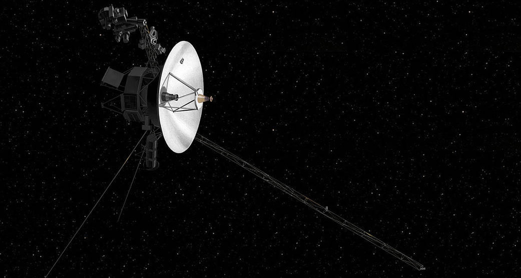 Voyager 2 Became the Second Spacecraft which Managed to Reach the Outer Space