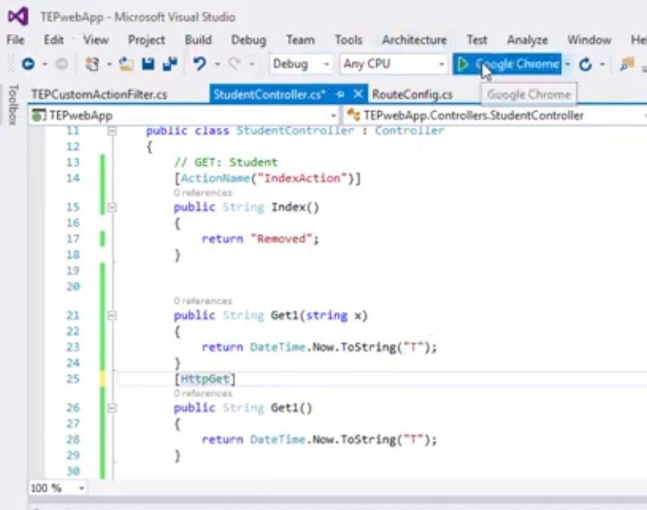 Action Selectors in ASP.NET MVC, selectors in asp, selectors in mvc, selectors in asp.net, actionverbs selector in asp