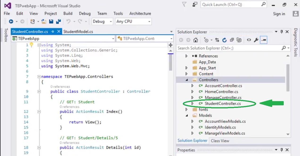 Create a New Controller in ASP.NET MVC, controller in asp.net mvc, add controller in mvc, new controllers in asp, asp controllers add