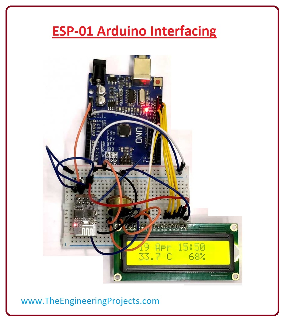 introduction to esp-01, ESP-01 working, esp-01 pinout, esp-01 protocol, esp-01 applications, esp-01 Arduino interfacing, ESP-01